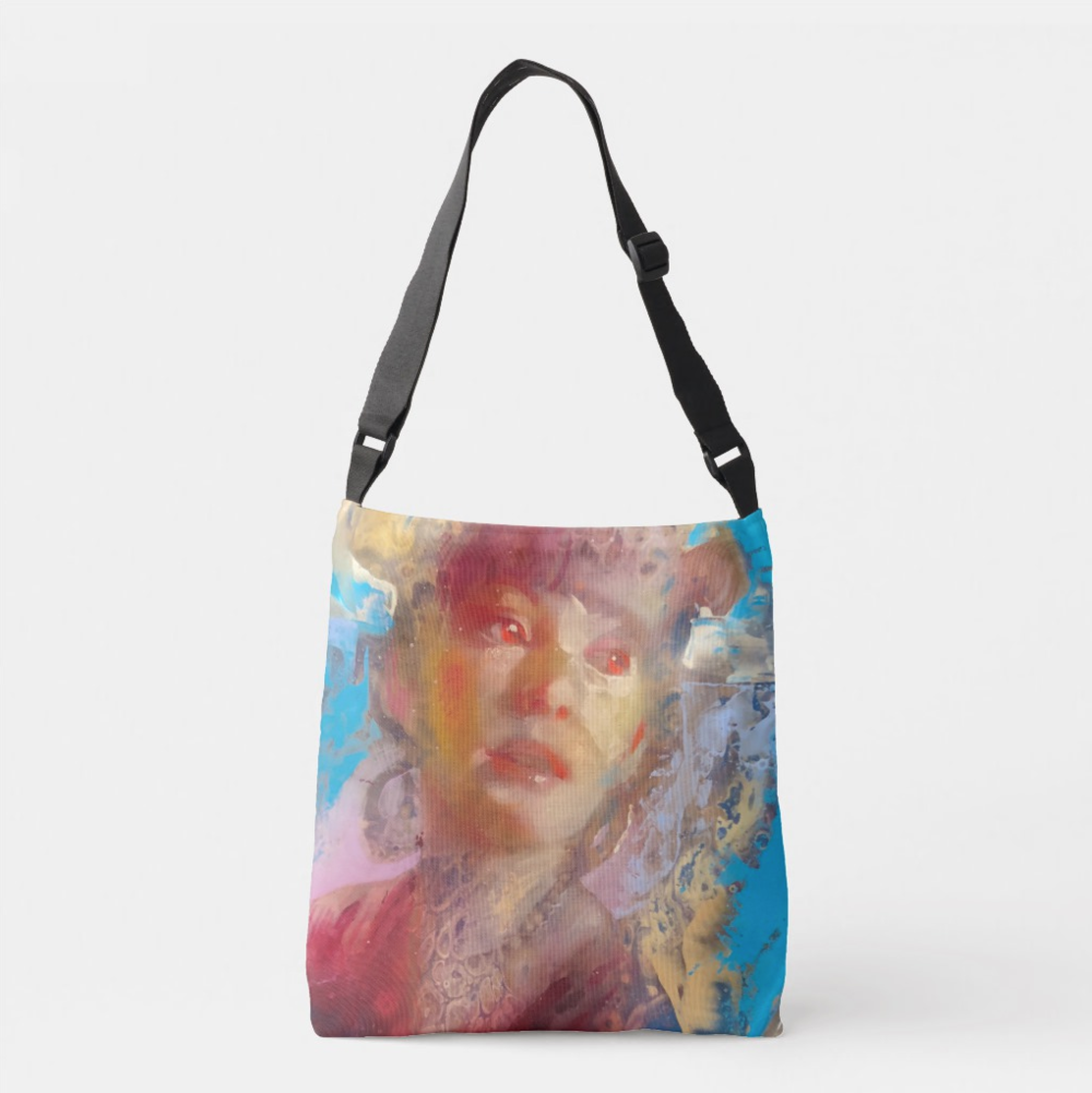 Custom Printed bag from Marc Scheff